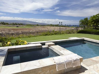 Photo for Stunning 3 Bedroom Waiulaula Villa w/ Pool
