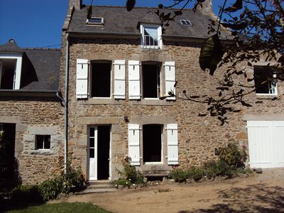 Photo for Large house in Saint-Briac-sur-mer in a quiet hamlet 2 km from the beaches.