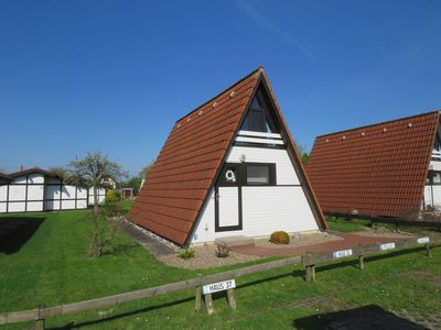 Photo for Holiday house 22 Wigwam 53qm for max. 4 people without pets - Ferienhaus Wigwam in the holiday village Altes