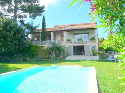 Photo for Haven of peace - Villa for 8 persons - the Cassis hinterlands