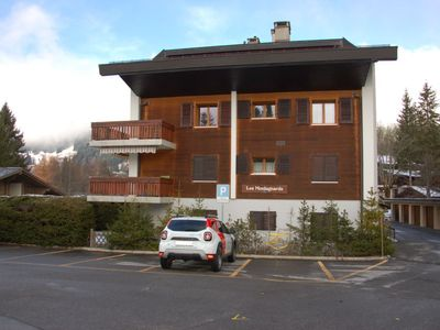 Photo for Apartment Les Montagnards in Villars - 2 persons, 1 bedrooms