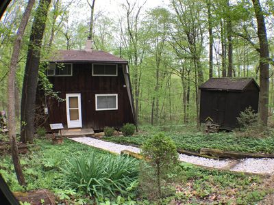 Photo for The Reed – A Cozy Cabin in the Woods