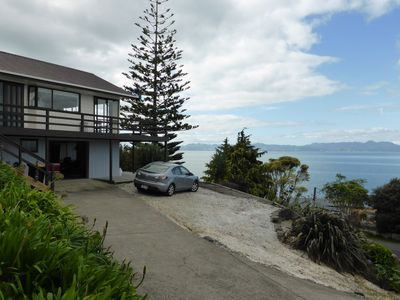 Photo for Stunning Views looking across the Firth to Coromandel