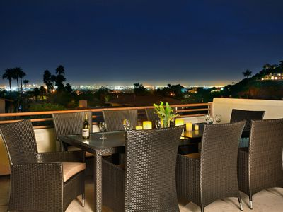 Photo for New Listing:  Fabulous Getaway with Sparkling City Lights!