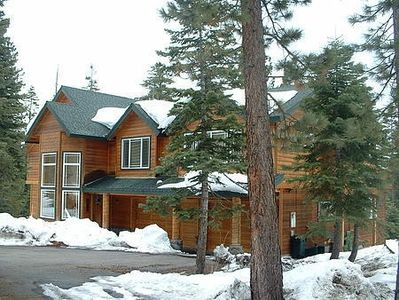 Photo for Private 6 Bdrm Home - Backs to Forest. (8 Person Spa). 3 Blocks from Beach