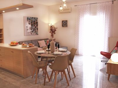Photo for 2BR Apartment Vacation Rental in Rethimno