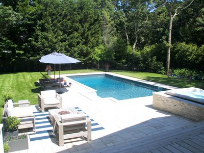 Photo for Outdoor Oasis In The Hamptons