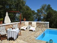 Nostos studio is perfect for two and has all you need.