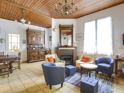 Photo for Biscarrosse beach house 6 people near the beach
