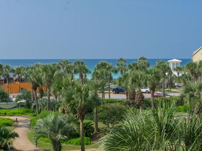 Photo for Luxury Sterling Shores condo with scenic views of the emerald Gulf