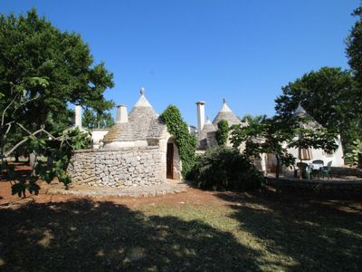 Photo for Vacation home Trullo Antico in Ceglie Messapica - 6 persons, 2 bedrooms