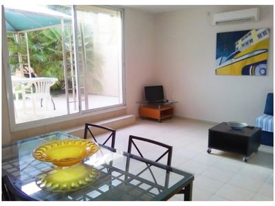 Photo for LOVELY 3 ROOMS APARTMENT + BEACH, MARINA, SHOPPING, ENTERTAINMENT