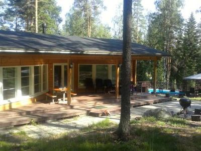 Photo for Vacation home Hovikallio-nuuksio in Espoo - 6 persons, 2 bedrooms