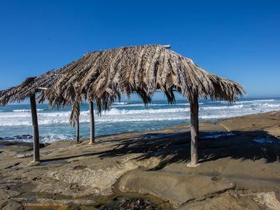 Unbeatable views located at one of La Jolla`s best surf spots