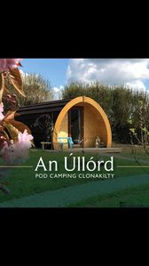Photo for An Ùllòrd Getaways, unique pod settled within beautiful fruit trees and flowers