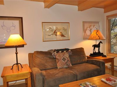 Photo for RMR: Cozy 1 Bedroom- Great Location in Teton Village! Free Activities Included!