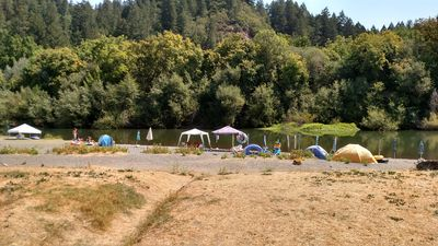 Photo for Beautiful custom home in a Sunny Russian River beach side community wkly special