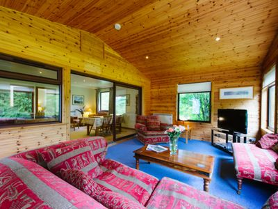Photo for The Buzzard - Two Bedroom Chalet, Sleeps 4