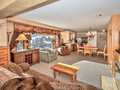 Photo for SUMMER SPECIAL! Newly Remodeled, Spectacular Views, Pool, Hot Tub, Mountain Vill
