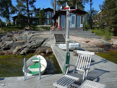 Photo for 4BR Villa Vacation Rental in Vaxholm