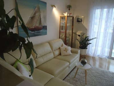 Photo for New apartment on the island of Rab