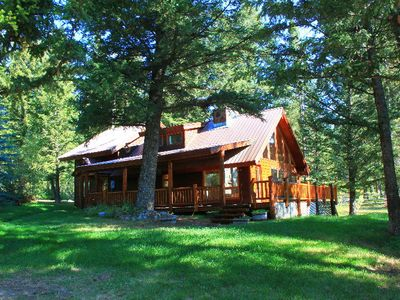 Photo for 2/2 Cabin In The Mountains With Beautiful Scenery & Wraparound Deck