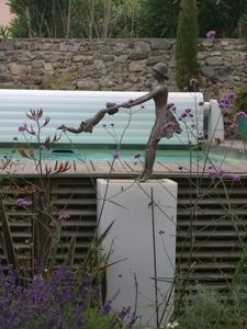 Photo for House with swimming pool combining authenticity and modernity in the historical center