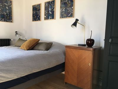 Photo for At the Grande Plage, trendy apartment & cocooning