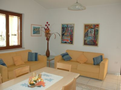 Photo for Villa in Residence of approx. 60, spacious and bright, easy to reach.