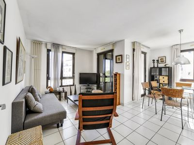 Photo for Large familial flat in Montpellier center