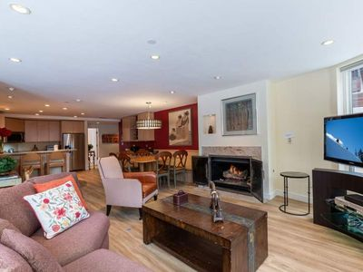 Photo for Northwoods Ski-In/Ski-Out Condo in Vail