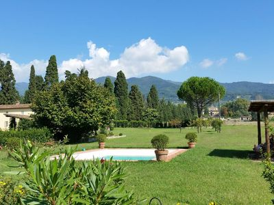 Photo for Casale Ottavia: 4 bedroom villa near Lucca