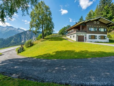 Photo for Peacefully located detached chalet with a breathtaking view
