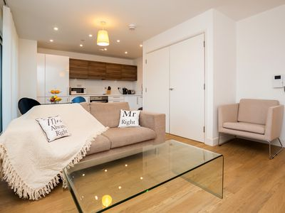 Photo for Cosy One bed Apartment in Bromley-By-Bow, London!