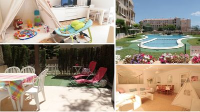 Photo for 3BR Apartment Vacation Rental in El Campello, Comunidad Valenciana
