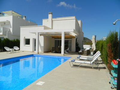 Photo for 4 bedroom Luxury Newly built Individual Villa with own Pool