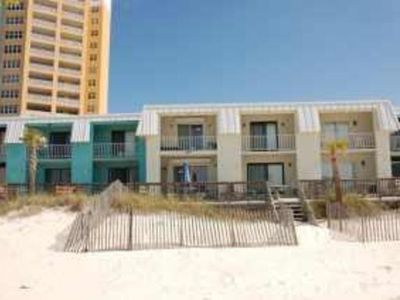 Photo for Beautiful 2-Bed Townhouse on the East End of Panama City Beach!