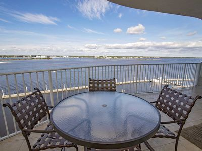 Photo for Recently Updated ~ Bay Front ~ Lazy River ~ Caribe 703C ~ Prickett Properties