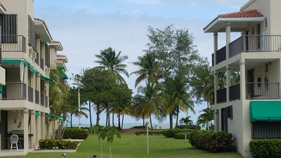 Photo for We are ready to host you at our PARADISE BEACH CONDO--with power and water!