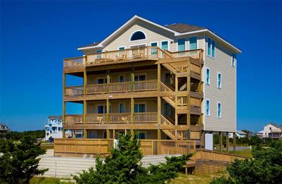Photo for Upscale Amenities! Oceanview w/Elevator, Pool, Hot Tub, Theater Room & Game Room
