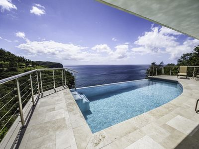 Photo for Private Villa located in Marigot Bay*Weekly Discounts Available!*