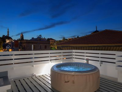 Photo for Alley7, Newly renovated house, 5 Bedrooms, Old Town, next to central Socratous
