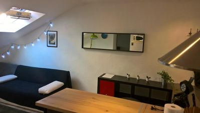 Photo for 1BR Apartment Vacation Rental in Grenoble, Auvergne-Rhône-Alpes