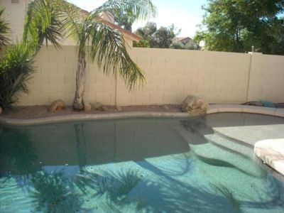 Photo for N Scottsdale Fornished Home  with Pool