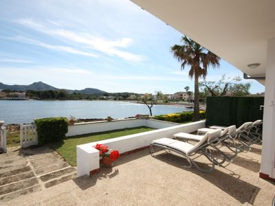 Photo for Ideal house for families. Rest and relaxation, with terraces to the sea.