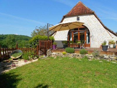 Photo for Gite Padirac, 3 bedrooms, 7 persons