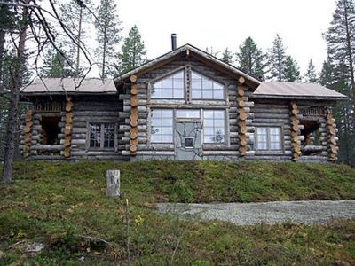 Photo for Vacation home Loimu  in Kittilä, Lappi - 10 persons, 3 bedrooms
