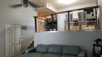 Photo for Split-level, Near DT, Erwin Center, Zilker, ACL, SXSW,  Bar Districts, Walkable