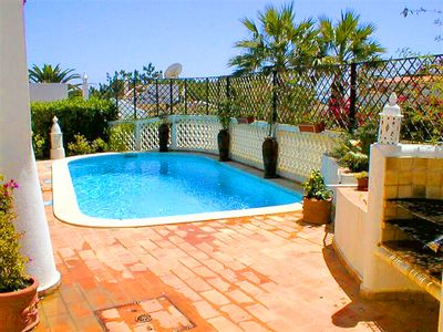 Photo for Super location beside the Praca in Vale do Lobo. Private Swimming Pool K108