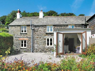 Photo for 3 bedroom property in Boscastle. Pet friendly.